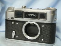 ' FED 4 ' Fed 4 Rangefinder Camera £9.99